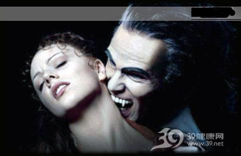 吸血鬼:严重的依赖心理