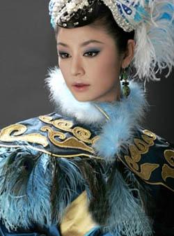 古代 梁女莹/一个大将军的女儿之所以能够留名,不是因为干了什么惊天地、泣...