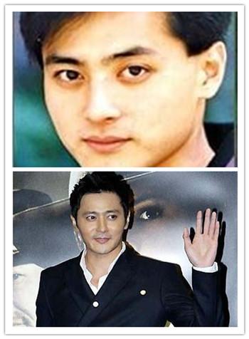 韩国男明星整容前后震撼对比