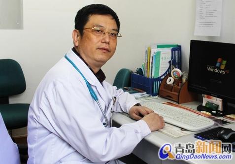林荣军,青岛大学医学院附属医院东区儿科主任,副教授,硕士生导师.