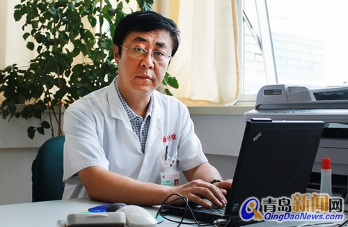 青岛大学医学院附属医院肛肠科主任,中医科主任,青岛大学医学院中医教