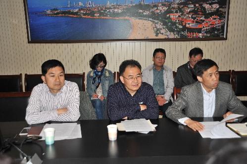 青岛市第十二次代表大会上的报告精神及委党委《关于市卫生计生委党建